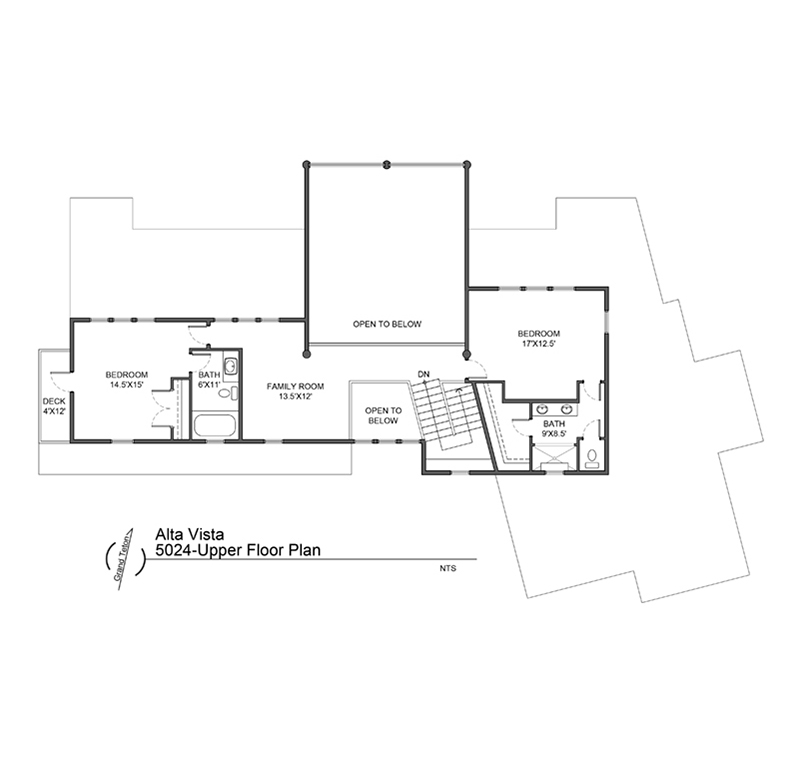 Alta Vista Floor Plan