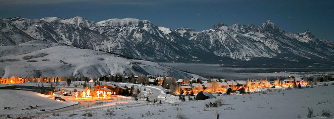Jackson Hole Vacation Packages Spring Creek Ranch