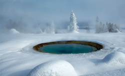 Winter Yellowstone Adventure Package