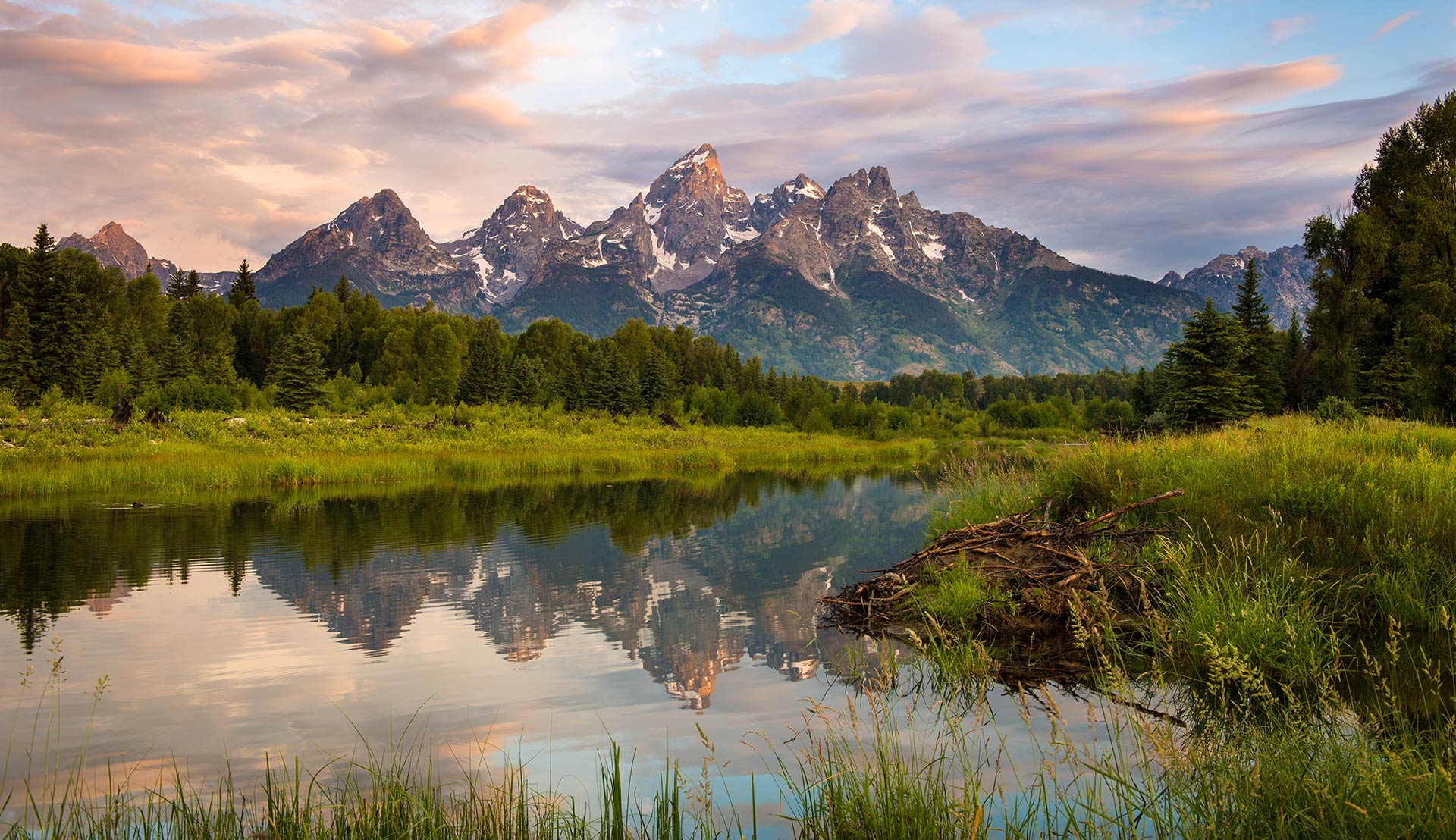 Experience all Jackson Hole has to offer with a Summer Adventure Package