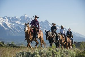Summer Recreation in Jackson Hole